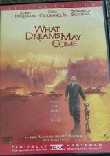 What Dreams May Come Dvd ~ Special Edition ~ Robin Williams ~ Cuba Gooding, Jr.