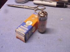 Vintage Emerson 6JU8 Quadruple Diode-Detector Vacuum Tube, NOS, Hickok Tested!