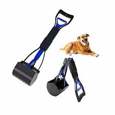 Pet Pooper Scooper, 24 inch Folding Dogs and Cats with Long Handle Foldable