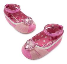 Disney Minnie Mouse Clubhouse Pink Costume Dress Costume Shoes Baby Size 6 12