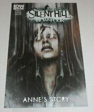 Silent Hill Downpour Anne's Story #1 1st Print NM 9.4 IDW Comics
