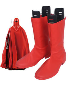 Star Wars Emperor's Royal Guard Cosplay Boots Shoes Custom Made