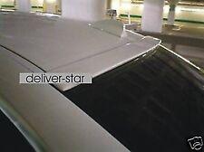 Bordi del tetto spoiler M-style laccato in bianco neve 300 Adatto per BMW e90
