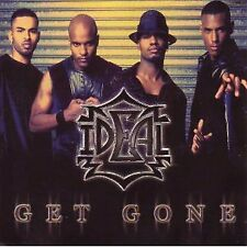 Ideal - Get Gone CD ** Free Shipping**