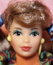 1990 Vintage Barbie Benetton Teresa Doll. Mint in box.