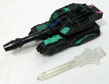 Hasbro Transformers Energon Megatron Sword & Tank Parts