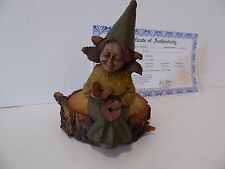 Tom Clark + Gypsy + Cairn Gnome # 1183 Coa Shelf Sitter