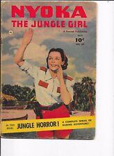 Nyoka the Jungle Girl  #69