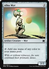 MTG Magic - (C) Modern Masters 2015 - 4x Alloy Myr x4 - NM/M