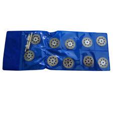 10pcs Diamond Cutting Wheels Dremel Rotary Tool Die Grinder Metal Cut Off Disc