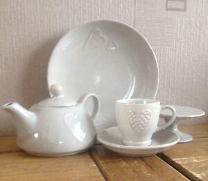 Appletree BV  Mini  tea set   ,  Grey stoneware