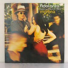 """Adelante Featuring Miguel El Flaco – Morena (Vinyl, 12"""", Maxi 45 Tours, Promo)"""