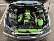 Lexus is200 Altezza Turbo Kit
