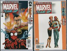 Ultimate Marvel Team-Up (2001-2002) #11 #12 Spider-Man  NM   ref:A2.297