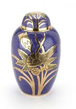 Aylesbury Azul Cenizas De Cremación adultos Urna - uu100005c