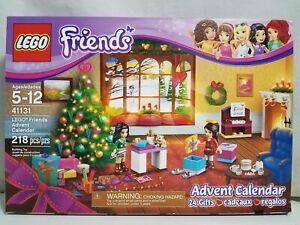 Lego Friends Advent Calendar 41131 New Box Damage
