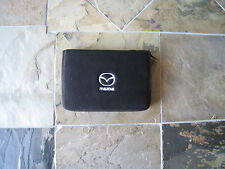2005 MAZDA RX8 RX-8 OEM OWNERS MANUALS WITH CASE AND QUICK TIP QUIDE