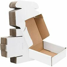 Kaderron Small Shipping Boxes 8 X 6 X 2 Recyclable Literature Mailers 30 P