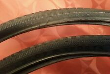 VINTAGE 26 x 1 3/8 DUNLOP SPORTS Tires RALEIGH Rudge ELSWICK HOPPER Humber BSA