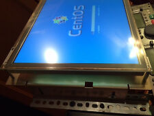pixelink pc18011-mcu touchscreen monitor rack mount open frame industrial kiosk