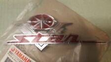 OEM Yamaha V-Star 1100 Classic Fuel Tank Emblem 5KS-2416B-00 *NEW* FREE SHIPPING
