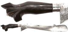 Vintage Philippine Negrito Bolo Knife Ilocano Knife Sword Filipino Martial Arts