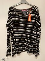 Superdry Womens Knitted Oversized Jumper - Size L - Brand New