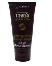 Aubrey Organics Ginseng Biotin Hair GEL 6oz 177ml