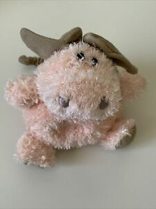 "Jellycat Pudding pig bean bag plush soft toy J1039 Retired 4"""