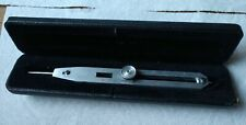 Antique Tacro Germany Drafting Tool Proportional Divider w/ Case