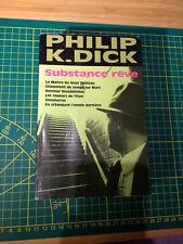PHILIP K.DICK - Substance rêve - Omnibus