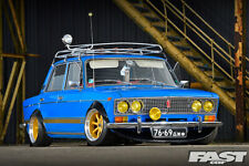 1976 LADA 1500s Fully Restored Tax & Mot Exempt Modified Air Ride