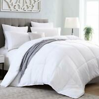 Kingsley trend Down Alternative Quilted Stand Alone Comforter Duvet Insert All-S
