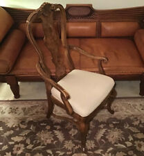 """1 DREXEL HERITAGE FURNISHINGS INC Dining Captains Chair! 44"""" Tall"""