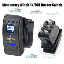 Winch In/Out Momentary NARVA ARB CARLING Rocker Switch 4WD Waterproof Dual Pole