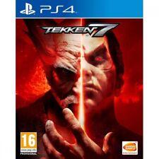 Tekken 7 Sony PlayStation Ps4 PSVR Compatible Game
