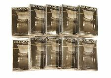 Lot of (10) Playing Face Poker Card Sets RECLAMATION Managing Water in the West