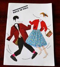 70 YEARS OF POPULAR MUSIC ROCK 'N' ROLL SONG BOOK (1987) ELVIS COCHRAN BERRY