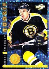 1997-98 Score Boston Bruins Premiere Club #14 Sergei Samsonov