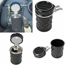 New Led Automotive Cup Holder Ashtray Coin Holder Cigarette Auto Car Truck Rv