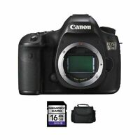 Canon EOS 5DS DSLR Camera + 16GB & Case