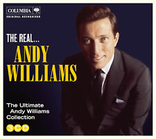 Andy Williams: The Real Ultimate Collection 3x CD (Greatest Hits / Very Best Of)
