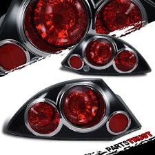 2000-2005 Mitsubishi Eclipse Base/GT/Spyder Altezza Style Black Tail lights Set