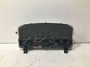 1991 91 honda prelude speedometer head cluster gauge automatic 78100A500 OEM