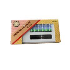 Filtered Cigarette Holder - Friend Multi Slim Black Roll up