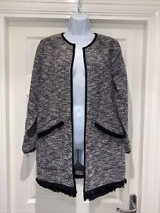 Ladies NEW LOOK Cardigan Size 12