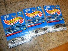 Modellbau Autos, Lkw & Busse Hot Wheels 2001 Seite Kick #198 Hellblau