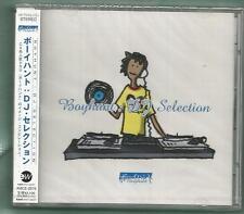 Boyhunt : DJ Selection CD Japan New sealed with OBI 13  AMCE-2876 east west