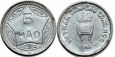 NORTH VIETNAM 5 HAO 1946 UNC!!!