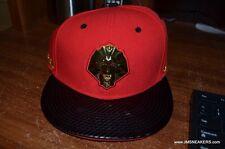 Nike Lebron X MVP Hat Red Black cork denim hazelnut mint heat miami